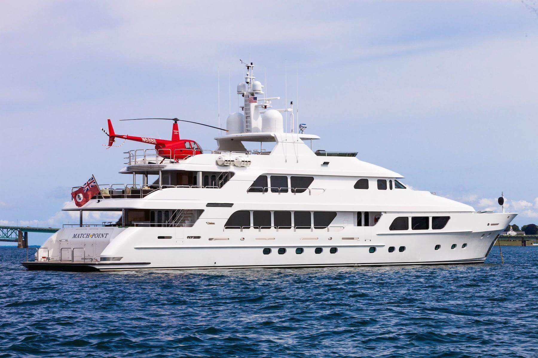 Christensen yachts for sale
