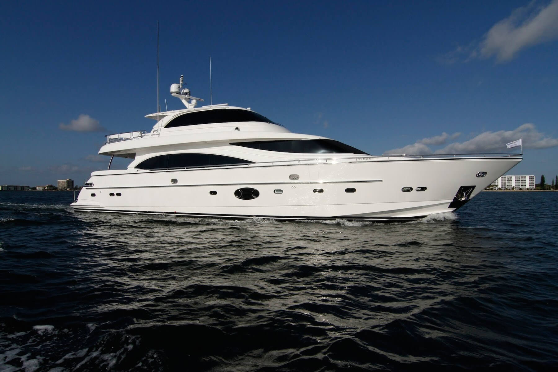 Horizon yachts for sale