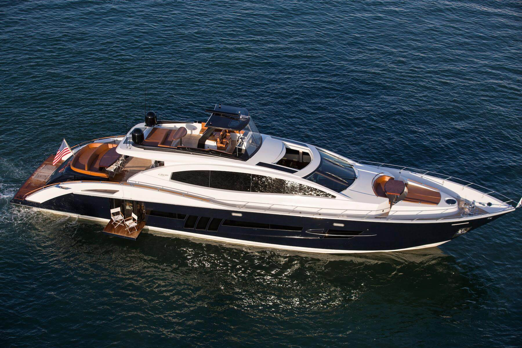 Lazzara yachts for sale