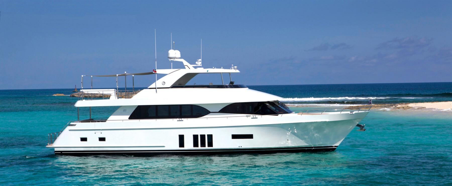 Ocean Alexander yachts for sale