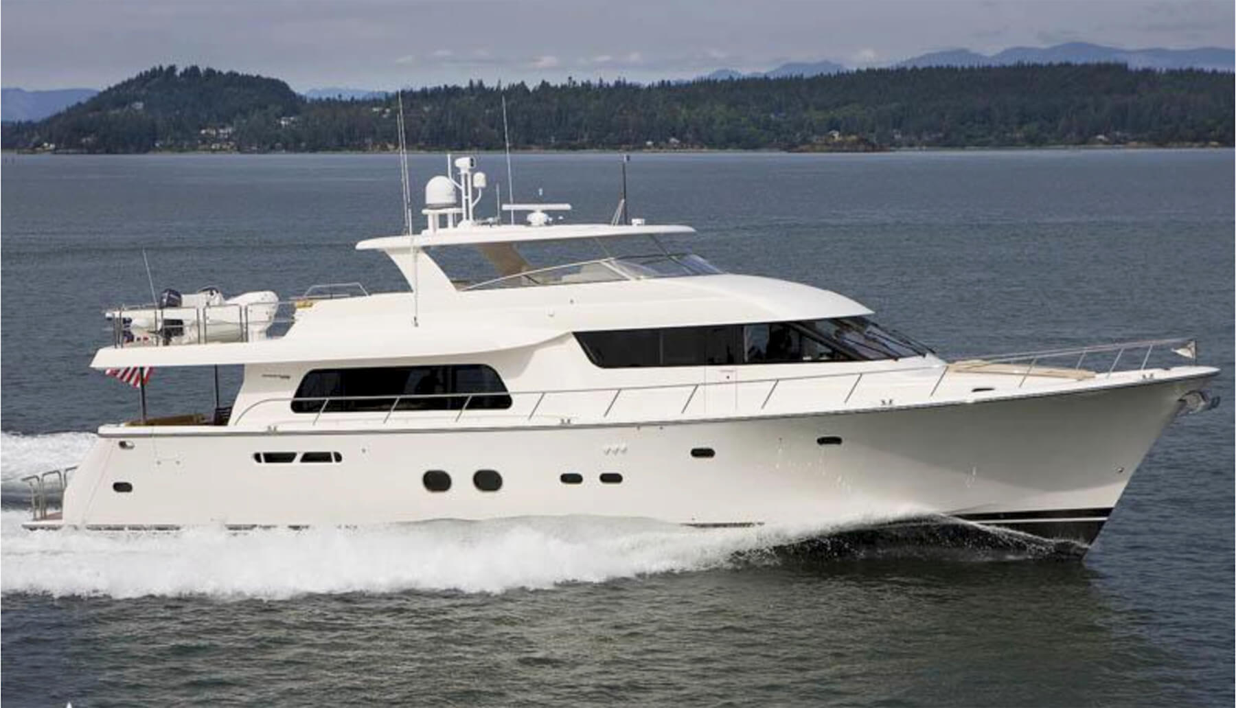 Pacific Mariner yachts for sale