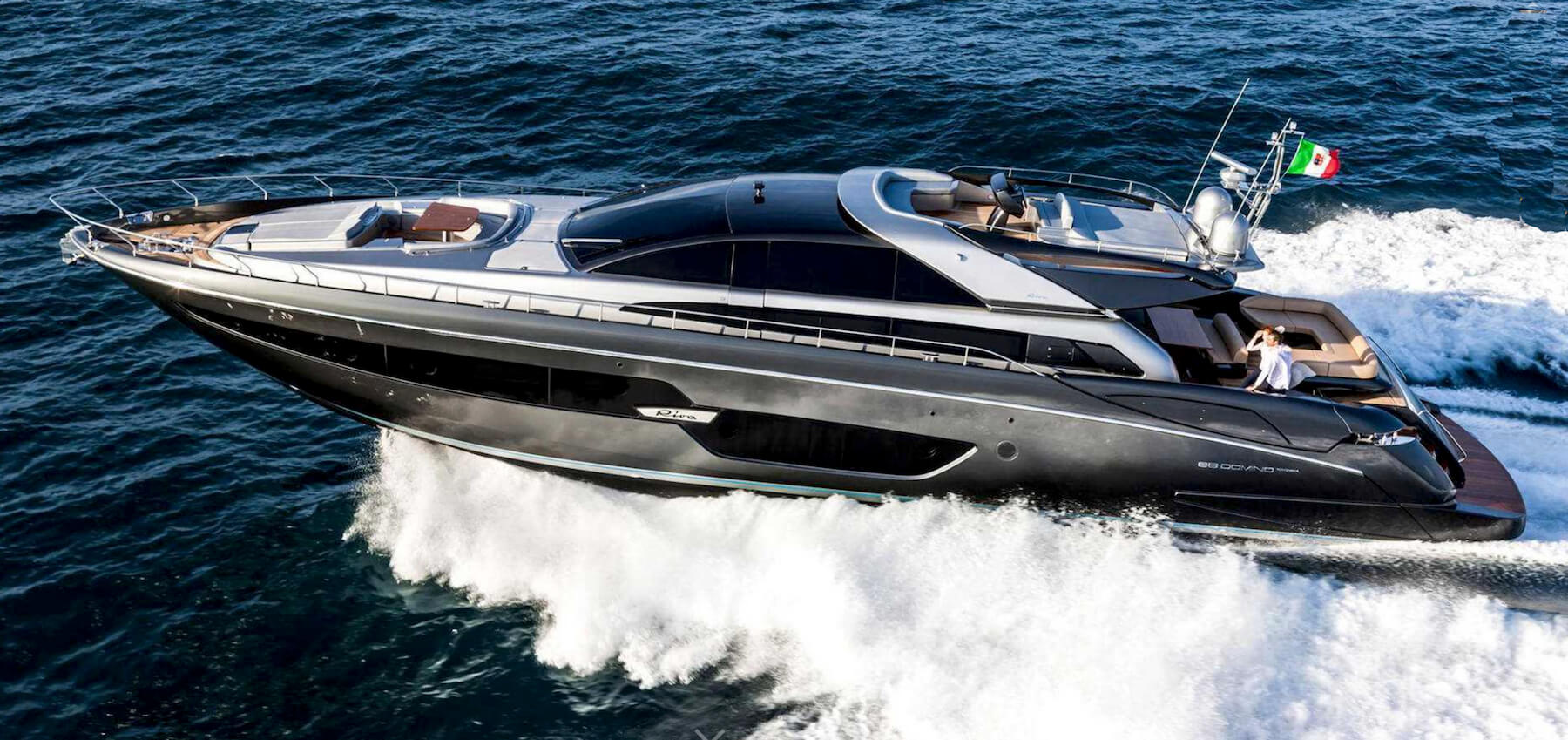 Riva yachts for sale