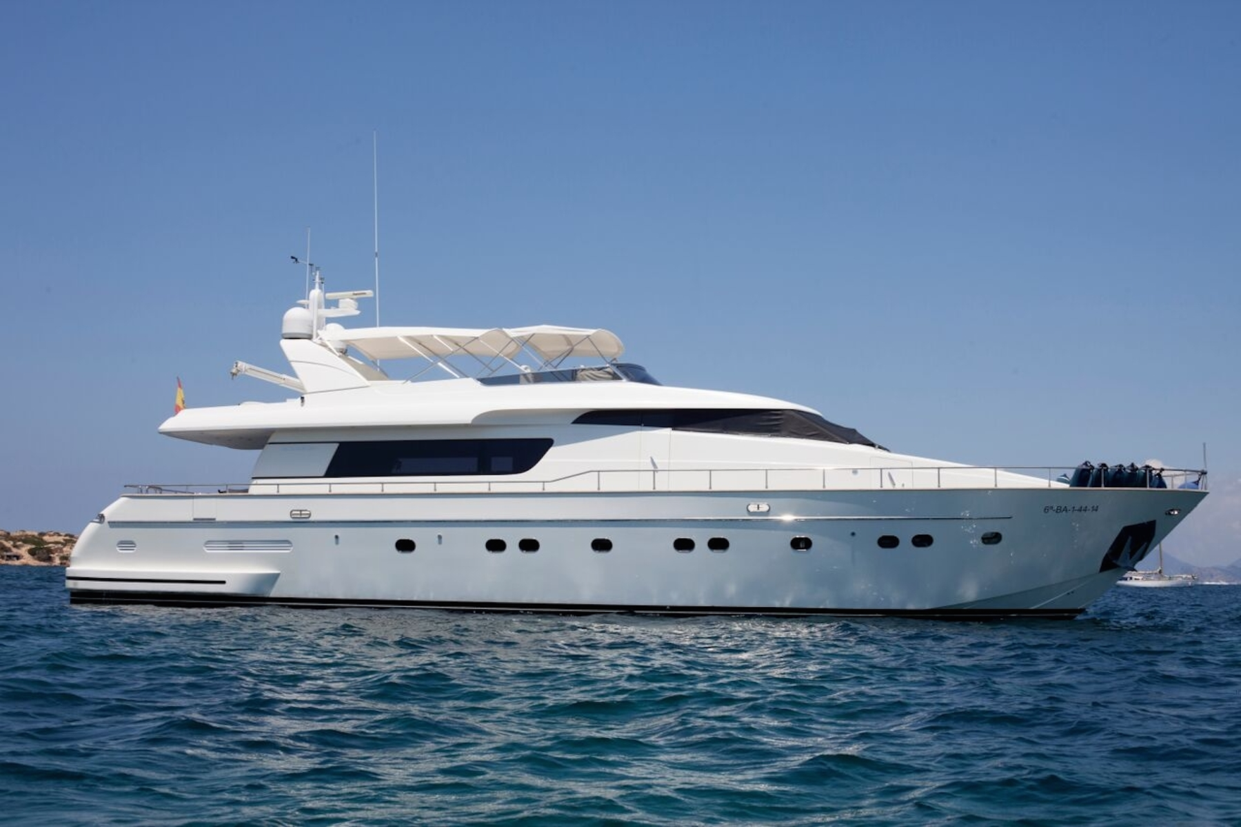 Sanlorenzo yachts for sale