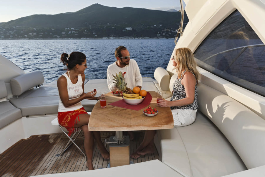 1. Avoid overpricing your yacht.